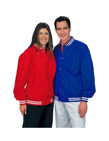 Nylon Baseball Jacket (Light Lined)